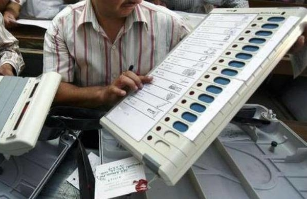 Electronic Voting Machine India