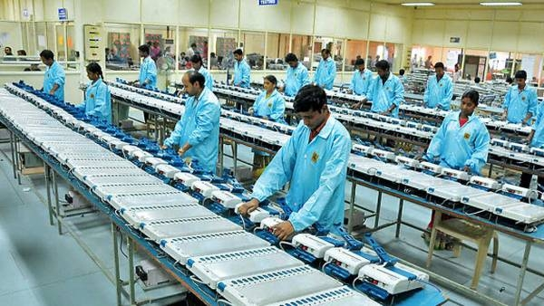 Manufacturing of EVMs