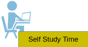 Essential Check #5 - Does the PU College provide  Self Study Time?