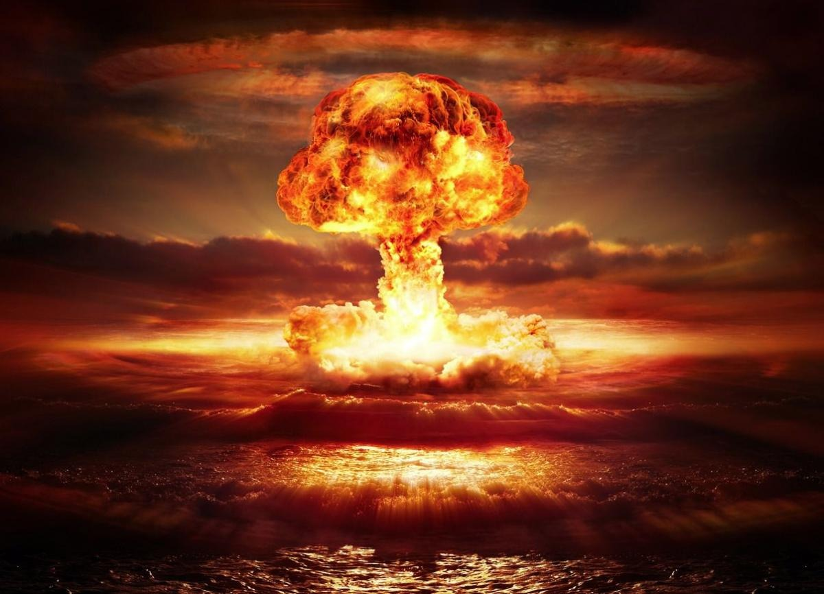 General Knowledge Quiz - A Nuclear Bomb